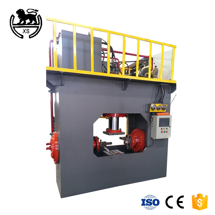 Hydraulic tee machine factory